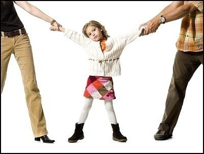 Child Choosing Sides